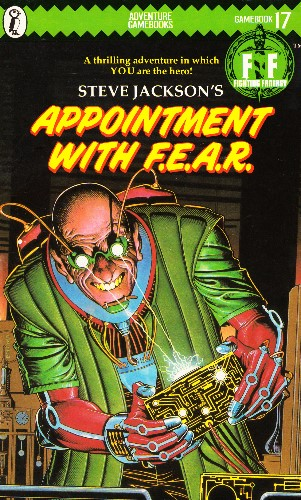 Appointment with F.E.A.R. 1985