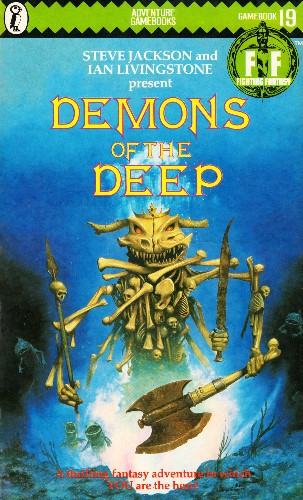 Demons of the Deep. 1986