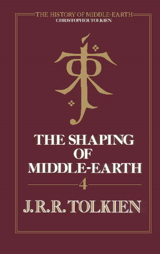 The Shaping of Middle-earth. 1986