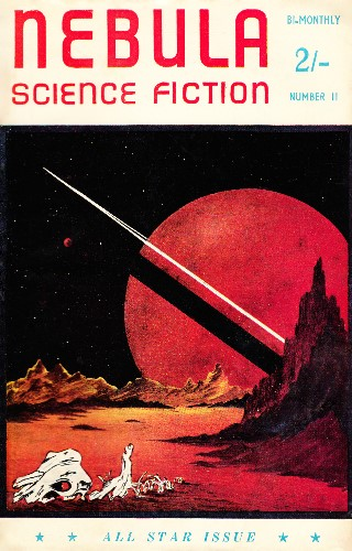 Nebula Science Fiction. Issue No.11, December 1954