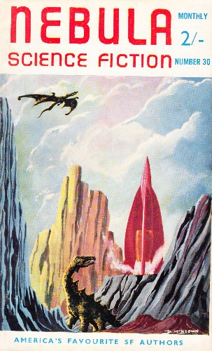 Nebula Science Fiction. Issue No.30, May 1958
