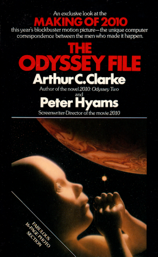 The Odyssey File. 1985