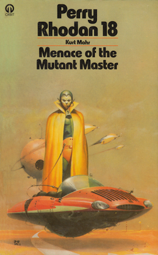 Menace of the Mutant Master