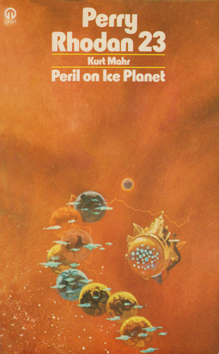 Peril on Ice Planet