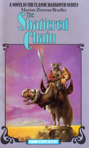 The Shattered Chain. 1978