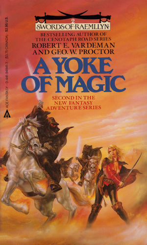 A Yoke of Magic. 1985