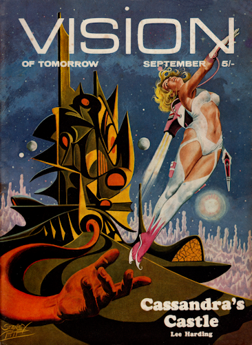 Vision of Tomorrow. Vol.1, No.12, September 1970