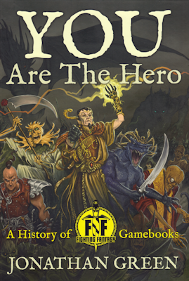 You Are The Hero by Jonathan Green - First Edition 2014