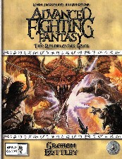 Advanced Fighting Fantasy. 2011. Large format paperback.