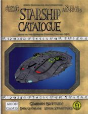 Starship Catalogue. 2017. Large format paperback.