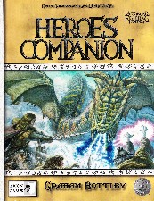 Heroes Companion. 2013. Large format paperback.