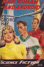 Authentic Science Fiction. Issue No.10, June 1951