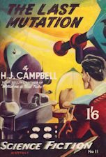 Authentic Science Fiction. Issue No.11, July 1951