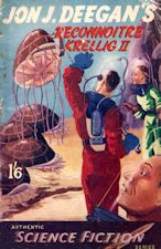 Authentic Science Fiction. Issue No.2, 15 January 1951