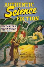 Authentic Science Fiction. Issue No.26, October 1952