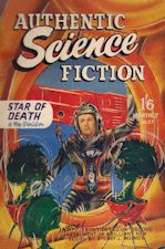Authentic Science Fiction. Issue No.27, November 1952