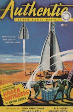Authentic Science Fiction. Issue No.42, February 1954