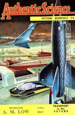 Authentic Science Fiction. Issue No.56, April 1955