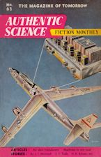 Authentic Science Fiction. Issue No.63, November 1955