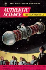 Authentic Science Fiction. Issue No.66, February 1956