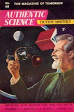 Authentic Science Fiction. Issue No.68, April 1956