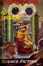 Authentic Science Fiction. Issue No.7, 1 April 1951