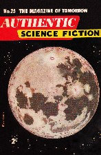 Authentic Science Fiction. Issue No.75, December 1956