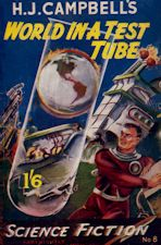 Authentic Science Fiction. Issue No.8, 15 April 1951