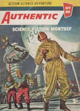 Authentic Science Fiction. Issue No.80, May 1957