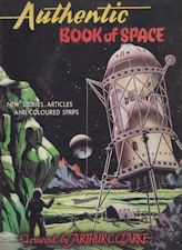 Authentic Science Fiction. First Edition 1954.