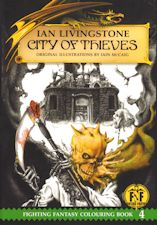 City of Thieves. 2016. Large format paperback.