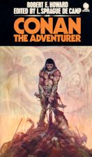 Conan the Adventurer. Paperback