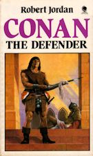 Conan the Defender. Paperback