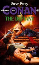 Conan the Defiant. Paperback