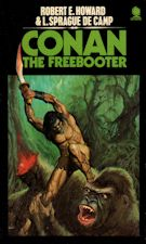 Conan the Freebooter. Paperback