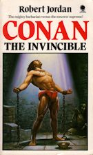 Conan the Invincible. Paperback