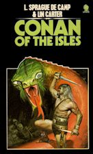 Conan of the Isles. 1968. Paperback