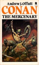 Conan the Mercenary. Paperback