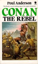 Conan the Rebel. Paperback