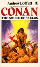 Conan: The Sword of Skelos. Paperback