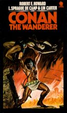 Conan the Wanderer. Paperback