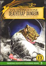 Deathtrap Dungeon. 2016. Large format paperback.