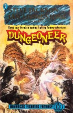 Dungeoneer. 1989. Trade paperback.