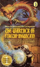 The Warlock of Firetop Mountain. 1983. Paperback.