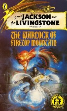 The Warlock of Firetop Mountain. 1987. Paperback.