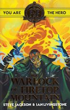 The Warlock of Firetop Mountain. 2017. Trade paperback