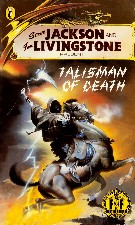 Talisman of Death. 1987. Paperback.