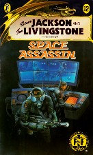 Space Assassin. 1987. Paperback.