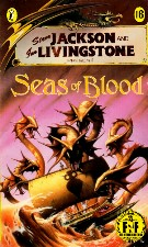 Seas of Blood. 1987. Paperback.