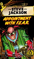 Appointment with F.E.A.R. 1987. Paperback.